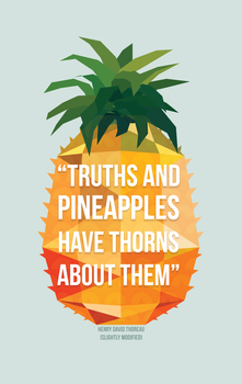 Truths and Pineapples by Beldgey