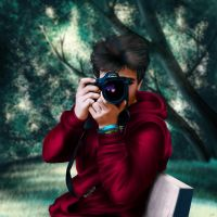 The Photographer by RedNatsume