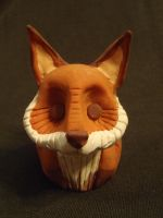 Fox Mini (#1) by ginger-roots