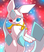 Shine Bright Snowie - Happy Birthday snowflake95 by FlareAKACuteFlareon