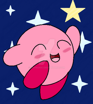 Kirby by Bombonx3