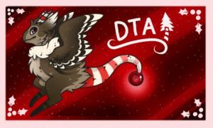 ~Peppermint Rudolph Kotoki DTA Contest!~ by Archeopsmaster