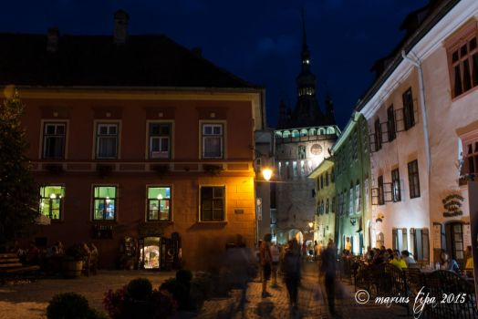 Sighisoara by mariustipa