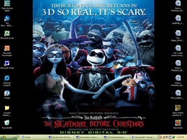 Nightmare Before Christmas 3D by Darth-Frodo