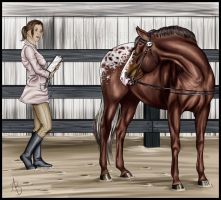 Fine China's Inspection by sVa-BinaryStar