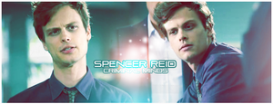 Spencer Reid 6x23 by ManonGG
