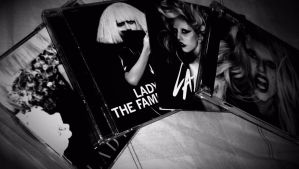 Lady gaga Albums by DCProductions223