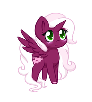 Chibi Charolette Lace - Commission by Mysterious-Lil-Lady