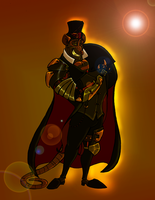 Ratigan Steampunk editted by ColorfulCandie