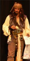 Jack Sparrow Cosplayer by ChronoCrier