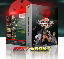 Road to Ninja - Naruto the Movie Case by Arby-Works