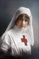 Russian nurse Rimma Ivanova by klimbims