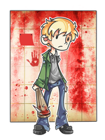 :White Noiz: by Arkeresia