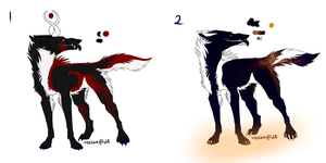 Demon Dog Point Adopts 1 :CLOSED: by Maulise