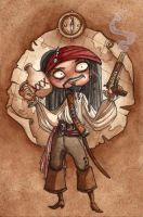 Jack Sparrow by maina