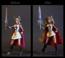 she-ra before and after by nightwing1975