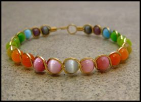 Under the Rainbow - Bracelet by MajorTommy
