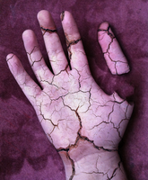 My Hand - Cracked And Broken by Terror-Inferno