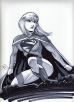 Supergirl New 52 by culdecheval