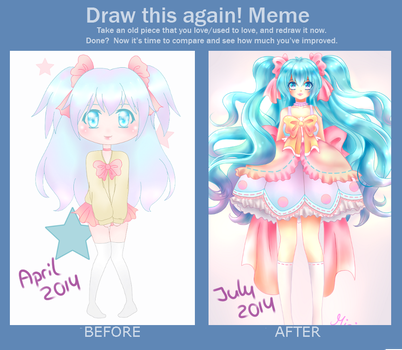 Before and After by Minrii