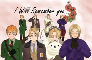 I will remember you... by inuneechan