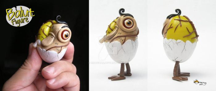 Balut Figure by Dinuguan