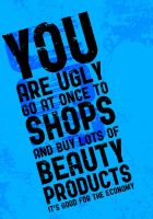 YOU are ugly. by JamesRandom