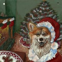 Santa Paws by Caresse-par-la-lumie