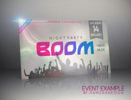 Party Boom by lechham