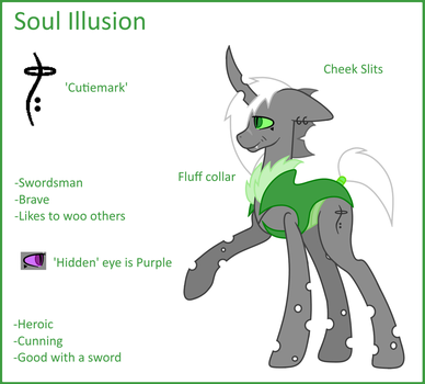 Soul Illusion Ref by Twisted-Six