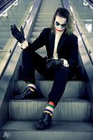 Why so serious? by Panter