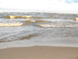 Lake Michigan at Sunrise 30 by ArrsistableStock