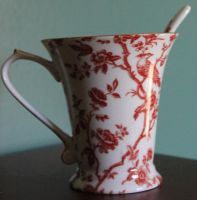 Porcelin Teacup 01 - Stock by Thy-Darkest-Hour