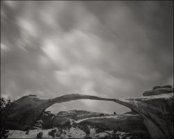 Landscape Arch by aponom