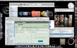 GTK2 MAC THEME by BobCat80