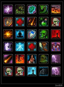 Icons for game 2. by Jonik9i