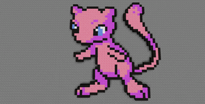 Mew Minecraft by BakaHentai90