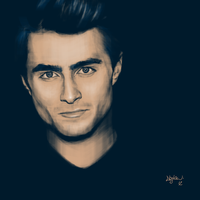 Dan Radcliffe by dankershaw