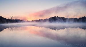 Lake of Angels by 7perfect7