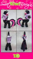 Future Twilight Plush by SweetKiwiDesign
