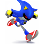 Metal Sonic by snakey18