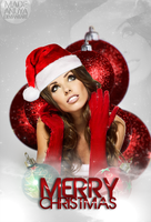 Merry Christmas Flyer by Anuya