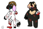 Gore Adopts OPEN 1/2 by Cataclasum