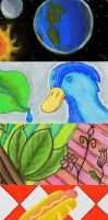 Miiverse Collection 5 in color by BigTippi