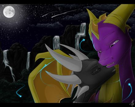 Let me be your hero by Shadow-Kento
