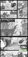 ENDZONE round 1:  Dood vs Doom by lan-kun