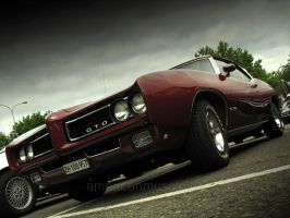 pontiac -- gto by AmericanMuscle