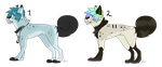 canine adopts [1/2 open] - lowered price by Escaboo