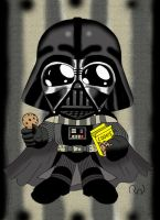 chibi vader... by hightower67