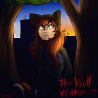Chapter One cover, Wolf Within by Astronovi